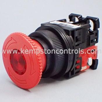 Fuji AR30V0L-11E3R Emergency Stop Switches