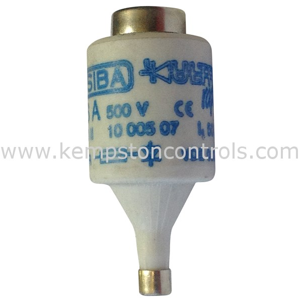 Siba - 10-005-07/6A - Bottle Fuses