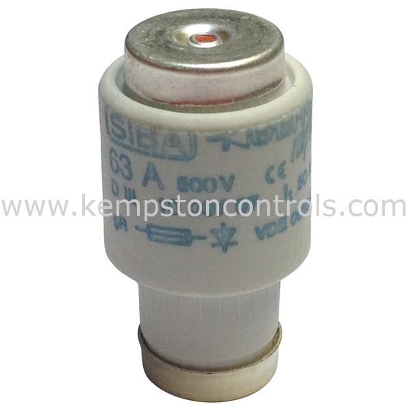 Siba - 10-007-07/63A - Bottle Fuses