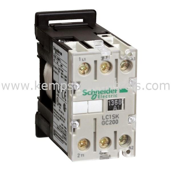 Schneider LC1SKGC200B7 Electrical Contactors