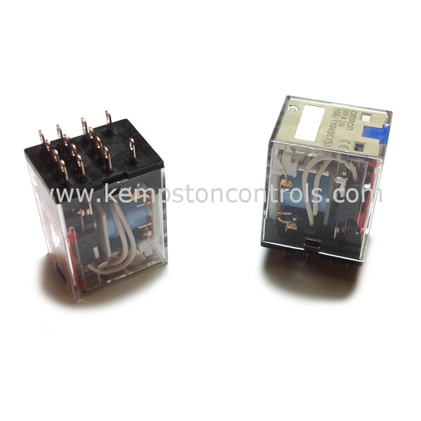 Omron MY4IN 100/110DC(S) Non-Latching Relays