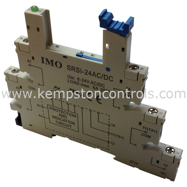 IMO - SRSI-24AC/DC - Relay Accessories