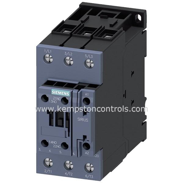 Siemens 3RT2037-1AC20 Electrical Contactors