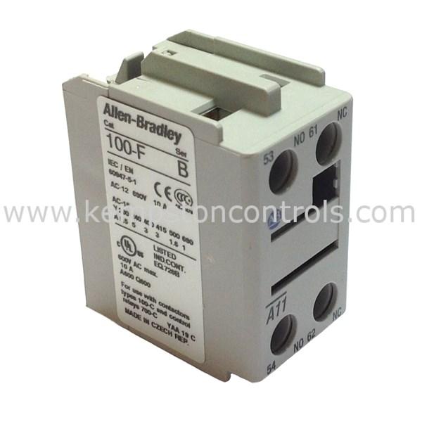 Allen Bradley 100-FA11 Electrical Contactors