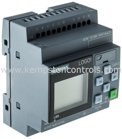 6ED1052-1FB00-0BA8 : 6ED10521FB000BA8 from Siemens
