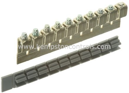 Entrelec 011654112 DIN Rail Terminal Blocks and Accessories