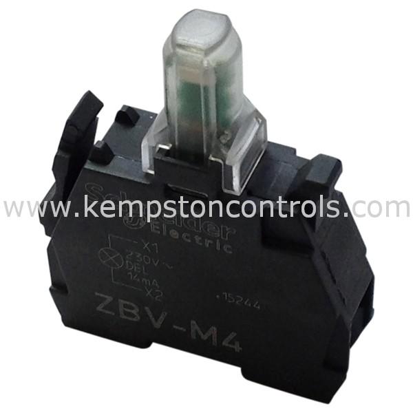 Schneider - ZBV-M4 - Push Button LED / Lighting