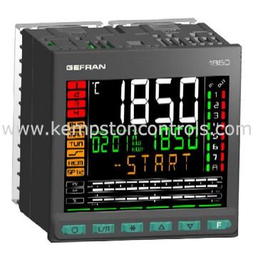 Gefran F087549 Temperature Controllers