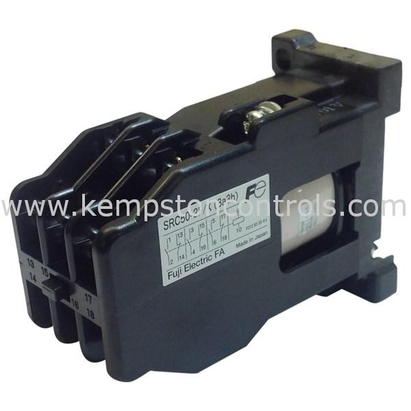 USA Shipping SRC-50 Fuji Electric AC Contactor Relay SRC50-2U//X 3A3B