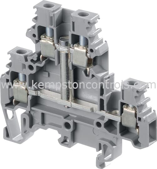 Entrelec 011520420 DIN Rail Terminal Blocks and Accessories