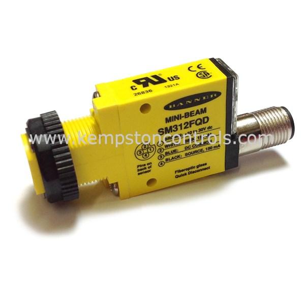 Turck Banner - SM312FQD - Photoelectric Sensors & Infrared Sensors