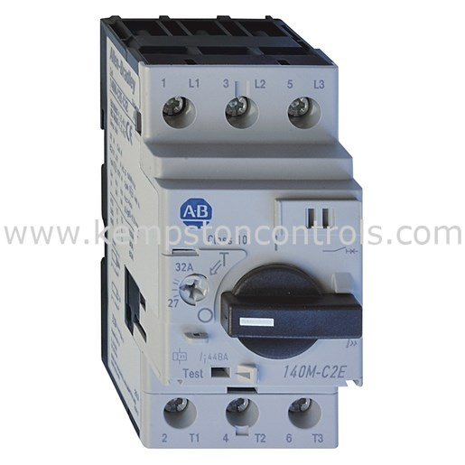 Allen Bradley 140M-C2E-C20 Motors and Motor Drives