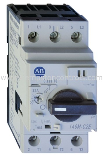Allen Bradley 140MC2EB40 Motors and Motor Drives