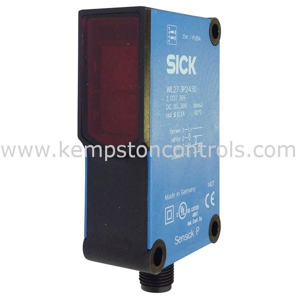 Sick WL27-3P2430 Photoelectric Sensors & Infrared Sensors