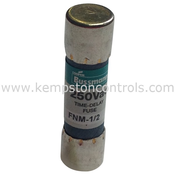 Bussmann - FNM-1/2 - Cartridge Fuses