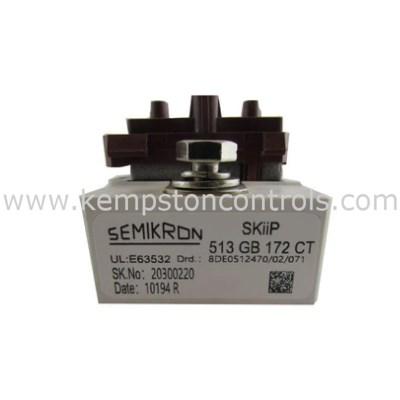 Semikron SKIIP 513 GB172-CT PLC I/O Modules