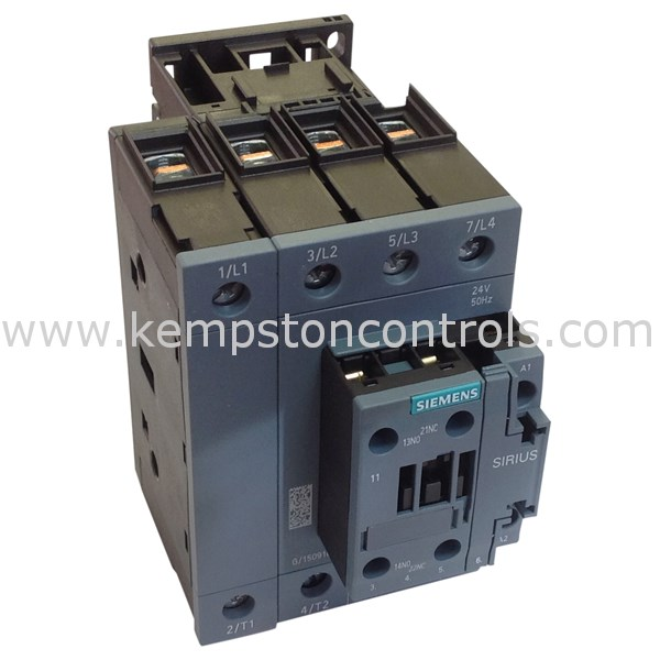 Siemens - 3RT2337-1AB00 - Electrical Contactors