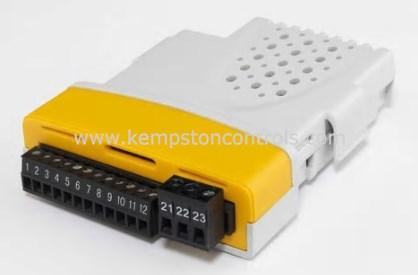 Control Techniques - SM IO LITE - DIN Rail Terminal Blocks and Accessories