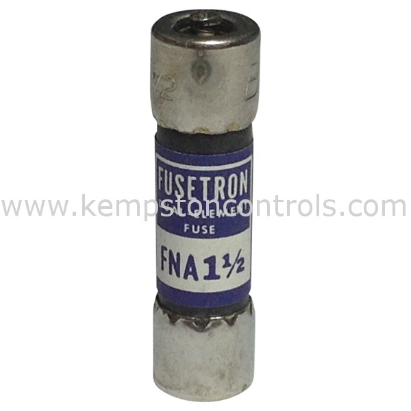 Bussmann FNA-1-1-2 Cartridge Fuses