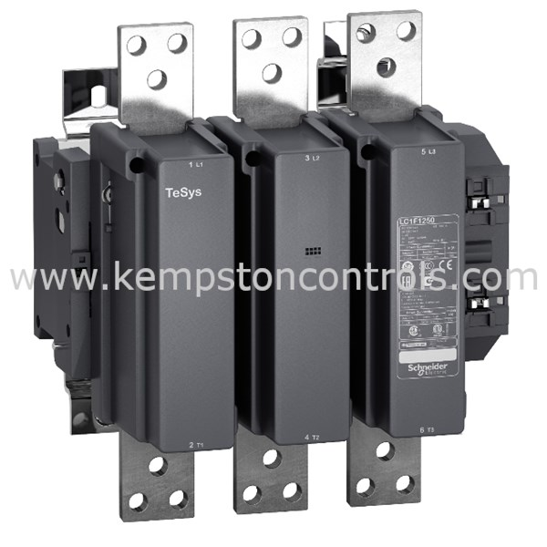 Schneider - LC1F1250 - Electrical Contactors