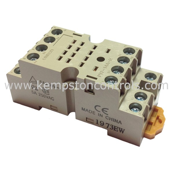 Omron PYF14A-N Relay Accessories