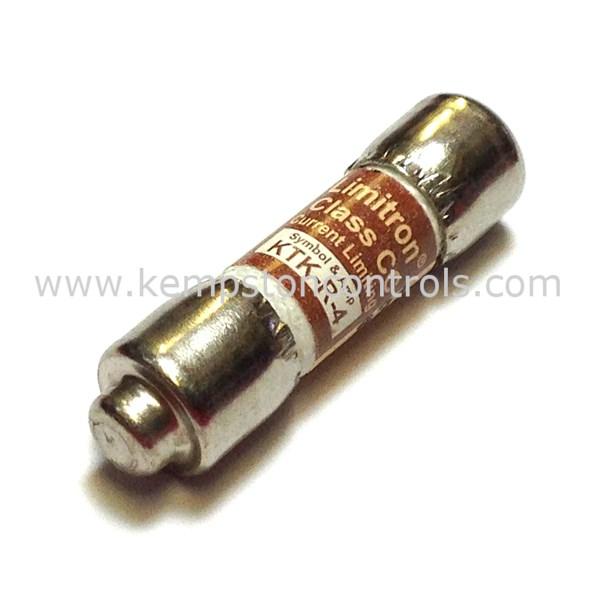 Bussmann KTK-R-4 Cartridge Fuses