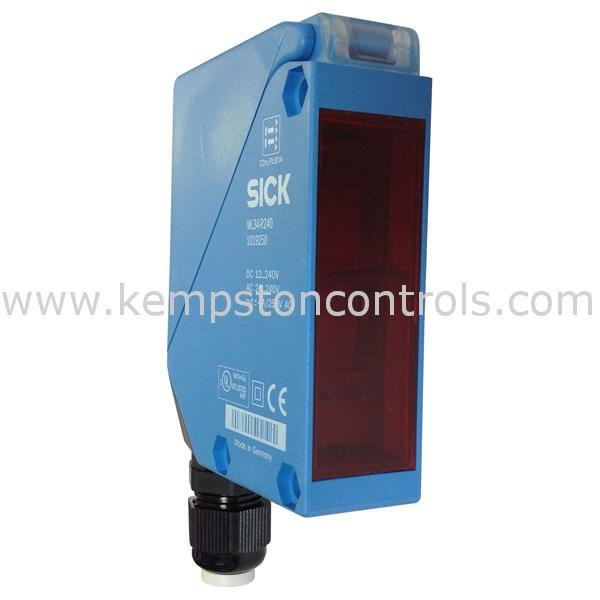 Sick WL34-R240 Photoelectric Sensors & Infrared Sensors