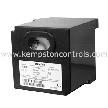 Siemens - LAL 1.25C - Process Controllers, Programmers & Indicators