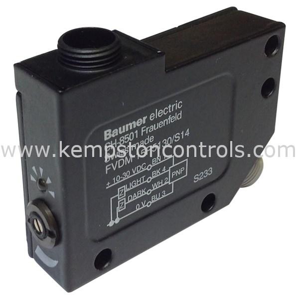 Baumer - FVDM 15P5130/S14 - Photoelectric Sensors & Infrared Sensors
