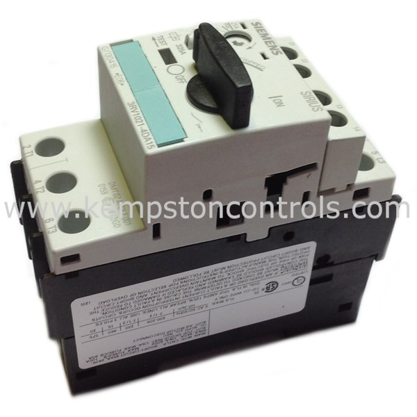Siemens 3RV1021-4DA15 Circuit Breakers