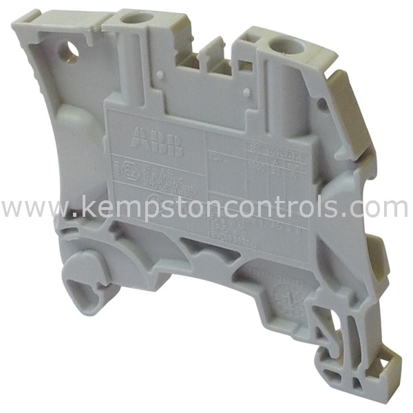 Entrelec 1SNK505010R0000 DIN Rail Terminal Blocks and Accessories