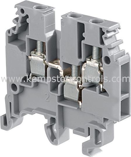 Entrelec - 0115 468.20 - Terminal Blocks, DIN Rail & Accessories