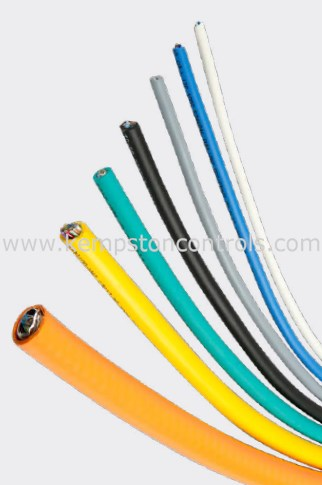 Turck Banner - RF51211 INDUSTRIAL ETHERNET CABLE, 2 PAIR, STRANDED,  SHIELDED, TPE, CAT5E