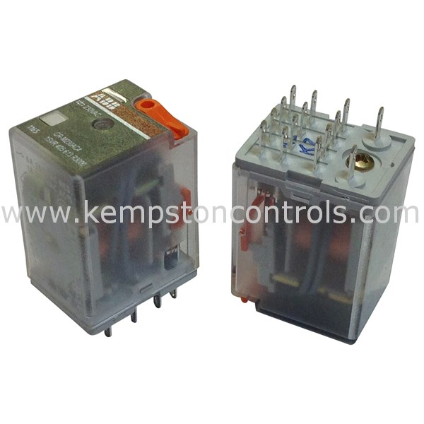 ABB - 1SVR405613R3000 PLUGGABLE RELAY 4 C/O 230VAC SOLD IN 10S Abb Solid State Relay Wiring Diagram on