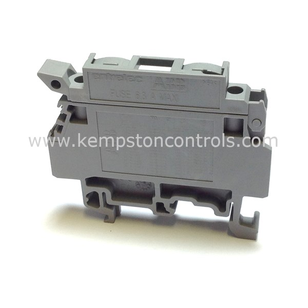 Entrelec - 0115 657.25 - Terminal Blocks, DIN Rail & Accessories