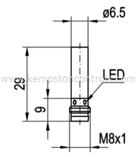 Sensopart IS 46-12 Proximity Sensors / Proximity Switches