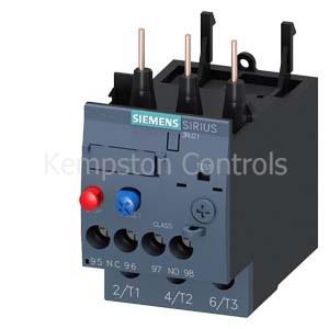 Siemens 3RU2126-4DB0 Overload Relays