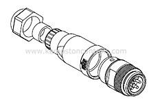 Molex - 1A3006-34PWR