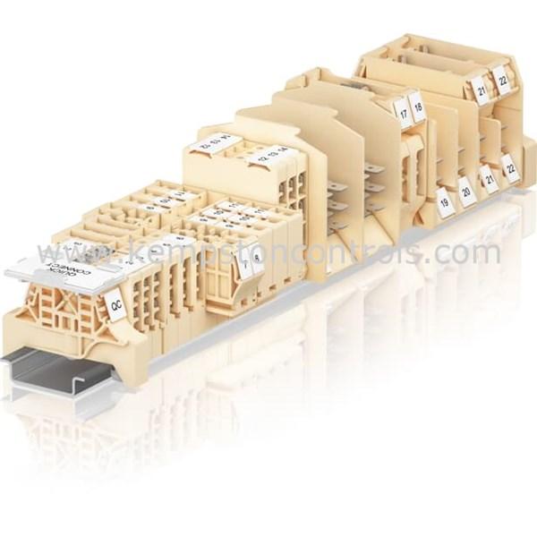 Entrelec - 0160 487.25 - DIN Rail Terminal Blocks and Accessories