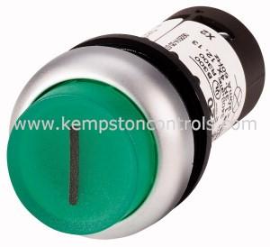 Eaton - C22-DLH-G-X1-K10-120 - Pushbuttons