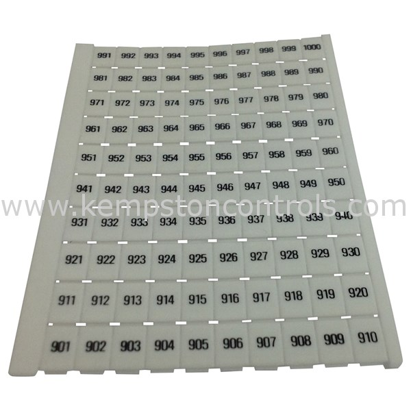 Entrelec - 0233 076.20 - Terminal Blocks, DIN Rail & Accessories