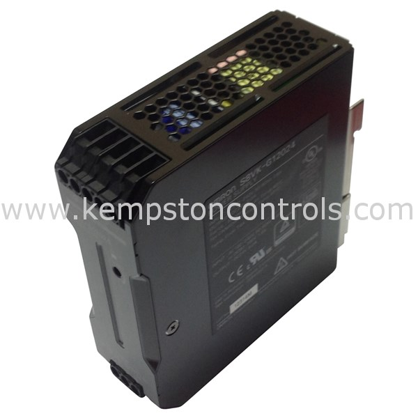 Omron - S8VK-G12024 - DIN Rail & Panel Mount PSU