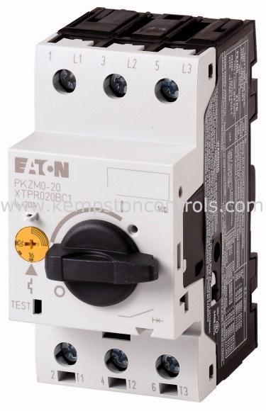 Moeller PKZM0-20 Motors and Motor Drives