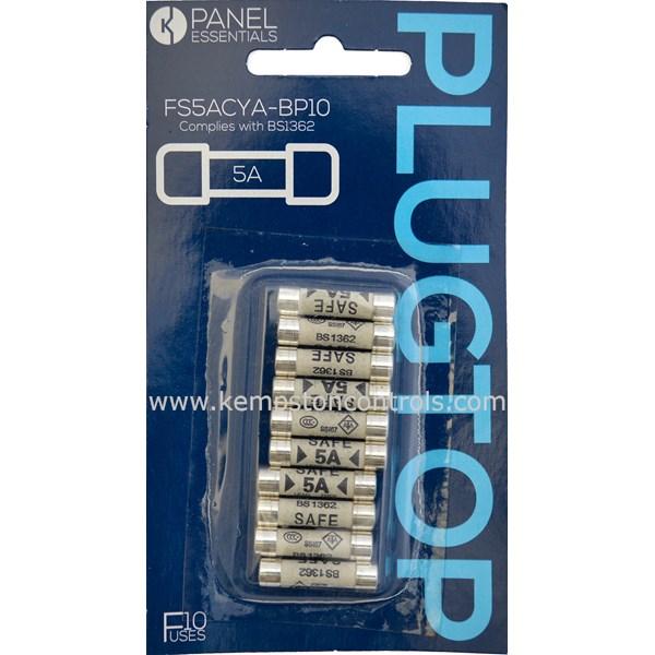 Panel Essentials - FS5ACYA-BP10 - Fuse Kits