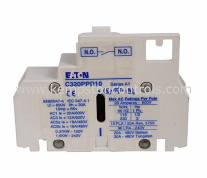 Eaton - C320PPD10