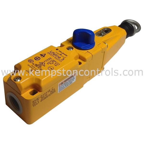 Guardmaster - 440E-D13118 - Grabwire Switches