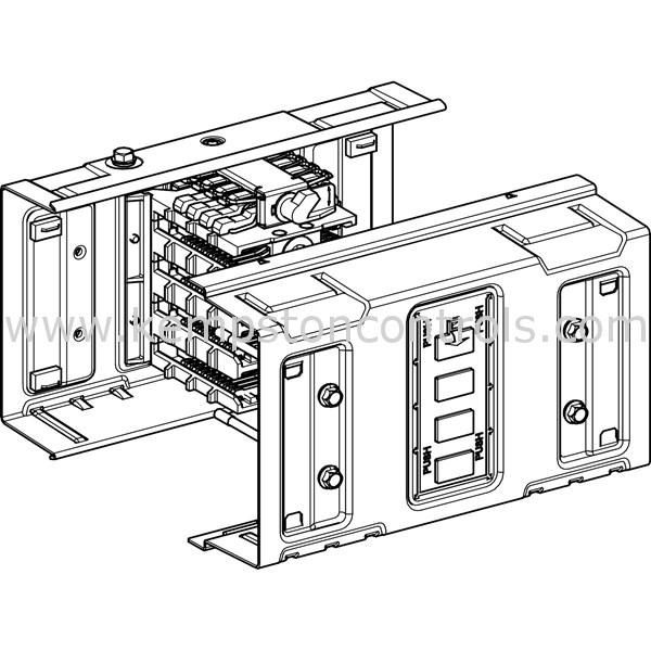 Schneider - KSA630ZJ4 - Circuit Protection Other
