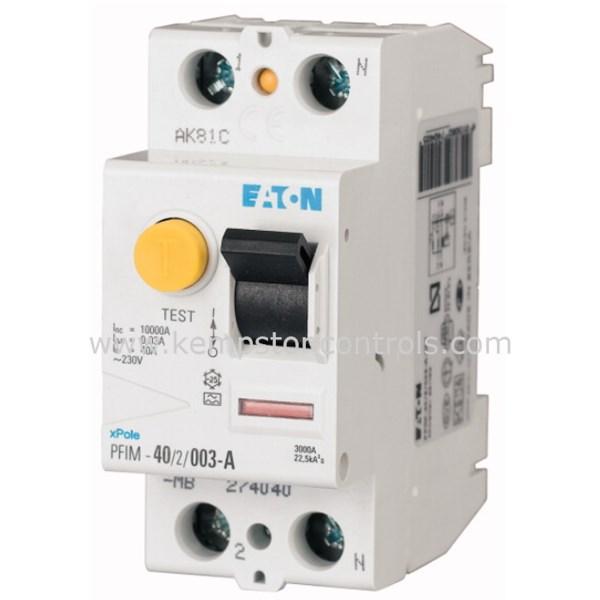 Moeller - PFIM-25/2/003-A-MW - RCCBs