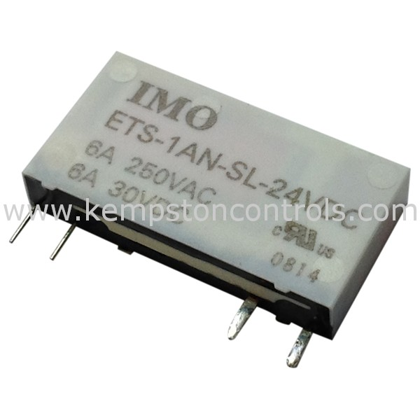 IMO ETS-1AN-SL-24VDC Electromechanical Relays