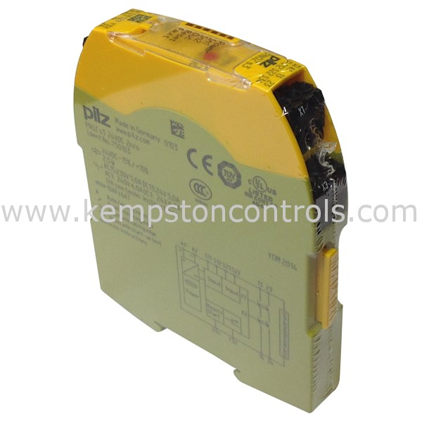 Pilz 750103 Safety Relays